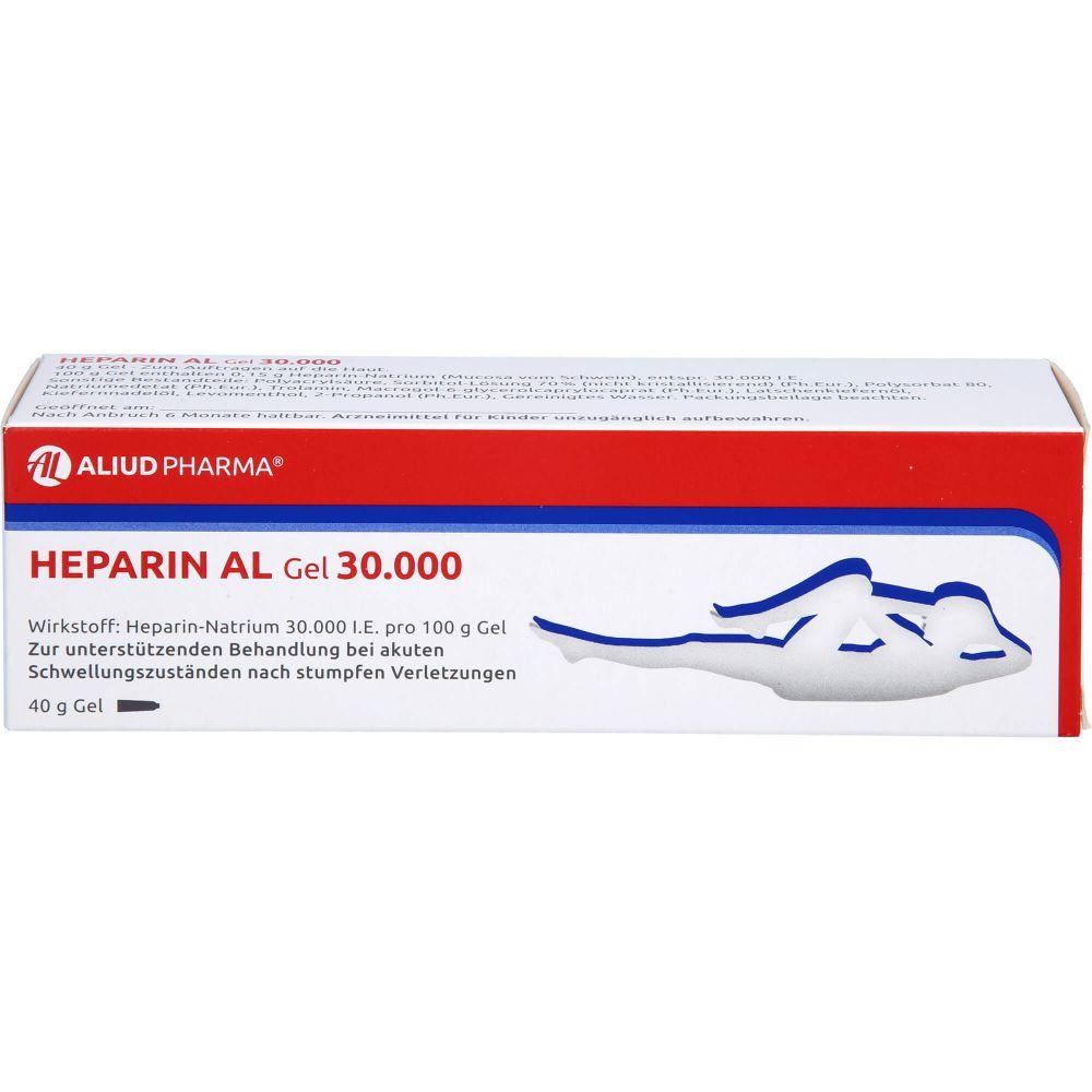HEPARIN AL Gel 30.000