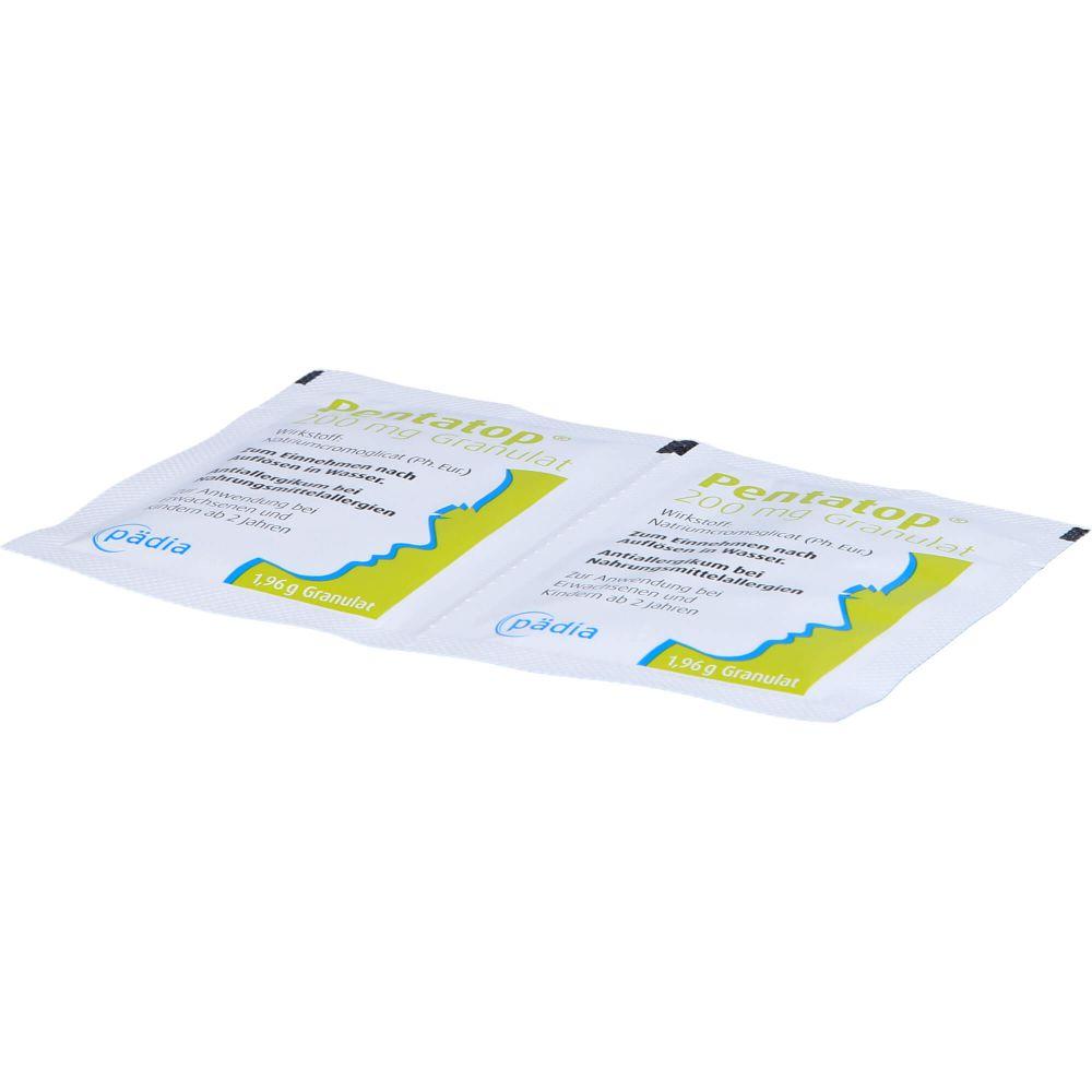 PENTATOP 200 mg Granulat