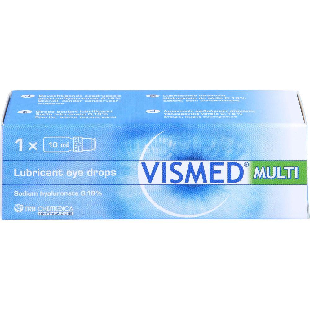 VISMED MULTI Augentropfen