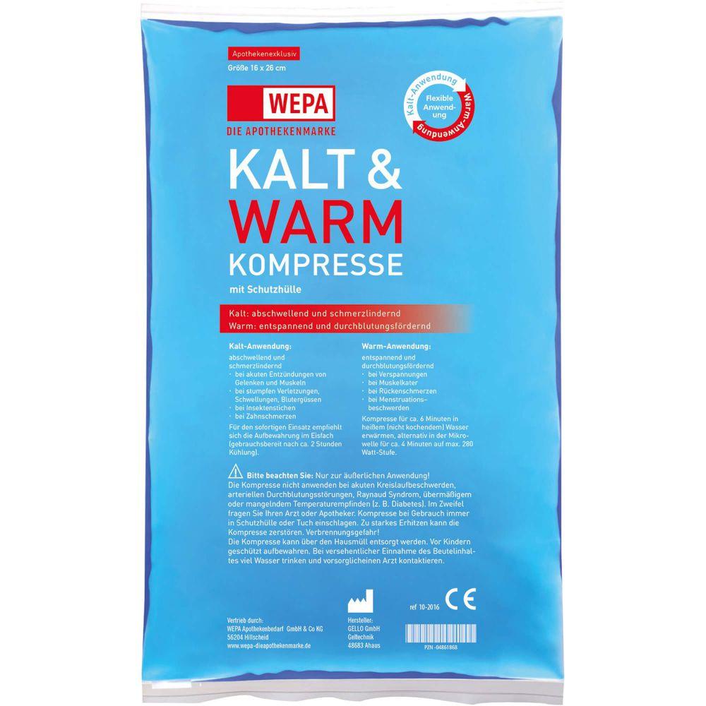 KALT-WARM Kompresse 16x26 cm