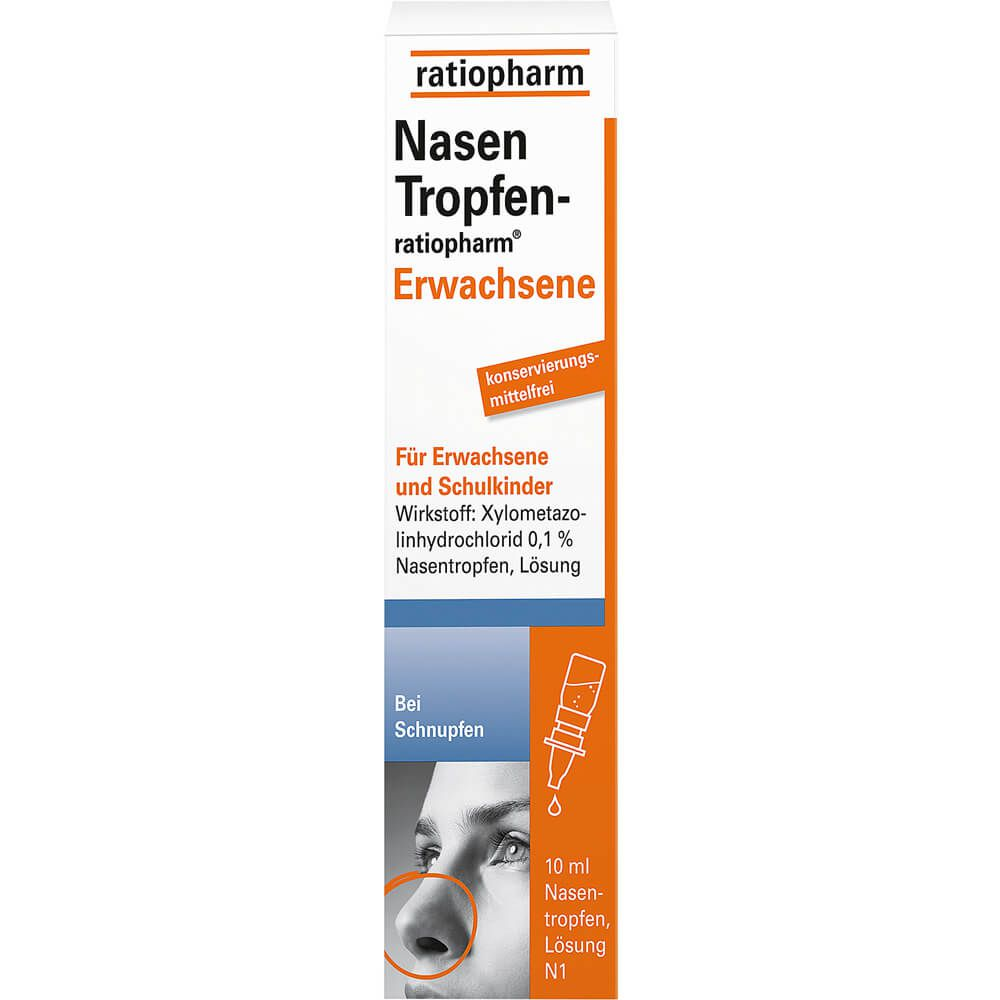 NASENTROPFEN-ratiopharm Erwachs.Konservier.frei