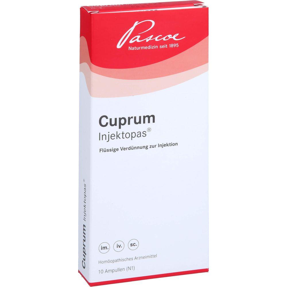 CUPRUM INJEKTOPAS Ampullen