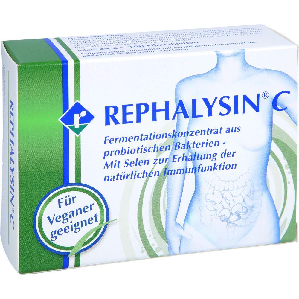 REPHALYSIN C Tabletten