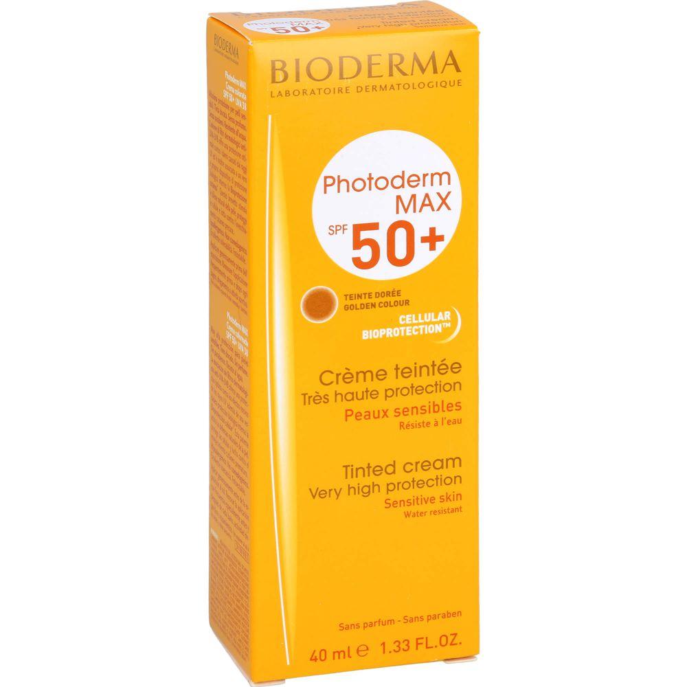 BIODERMA Photoderm Max Creme SPF 50+ getönt