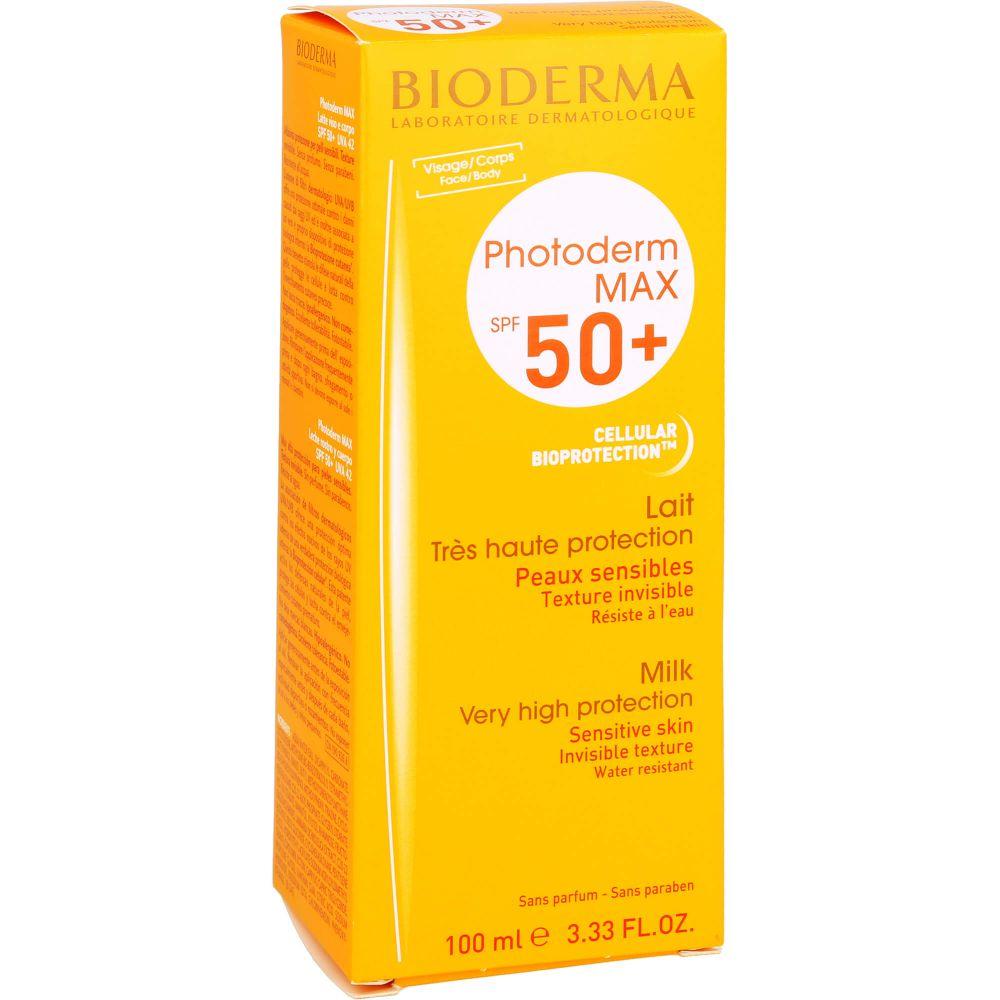 BIODERMA Photoderm Max Sonnenmilch SPF 50+