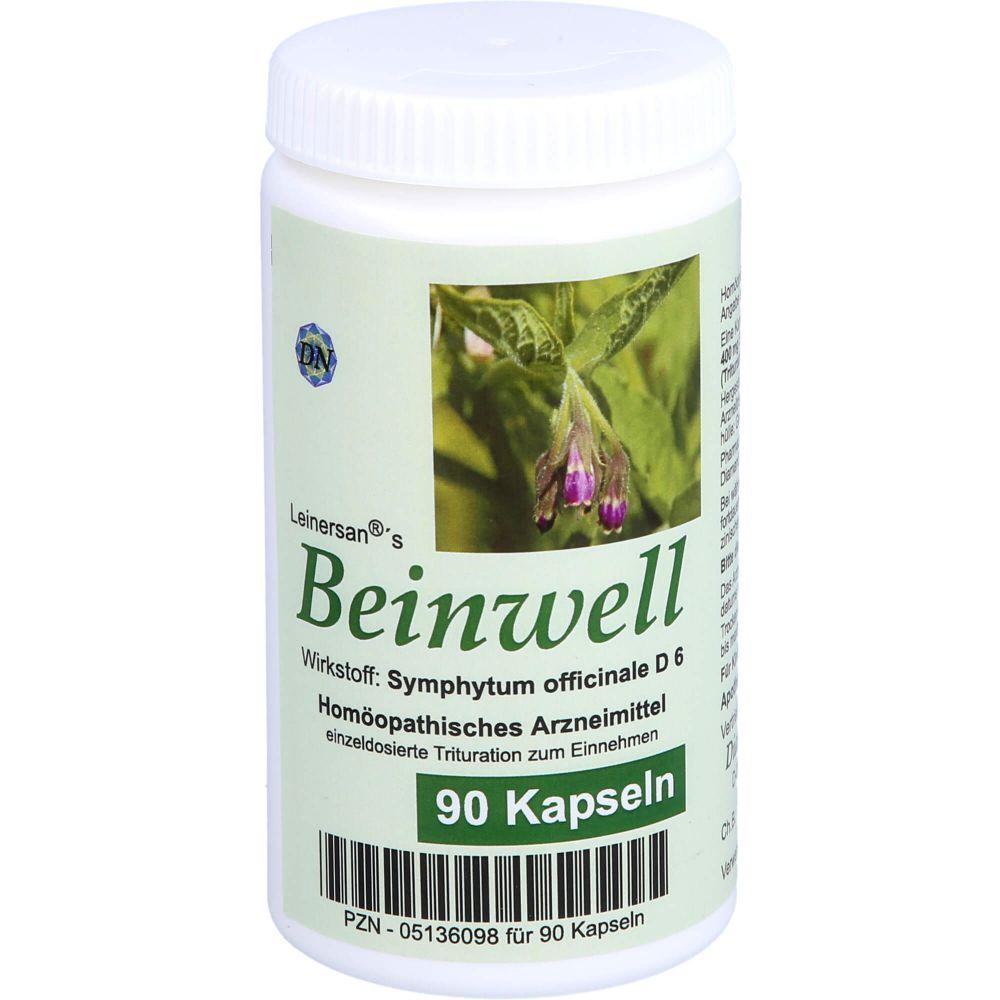 BEINWELL KAPSELN