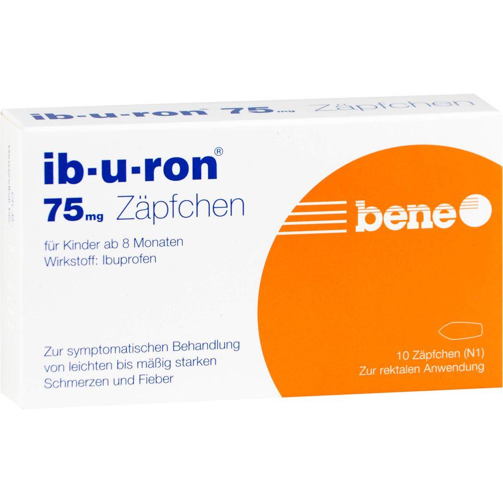 IB-U-RON 75 mg Suppositorien