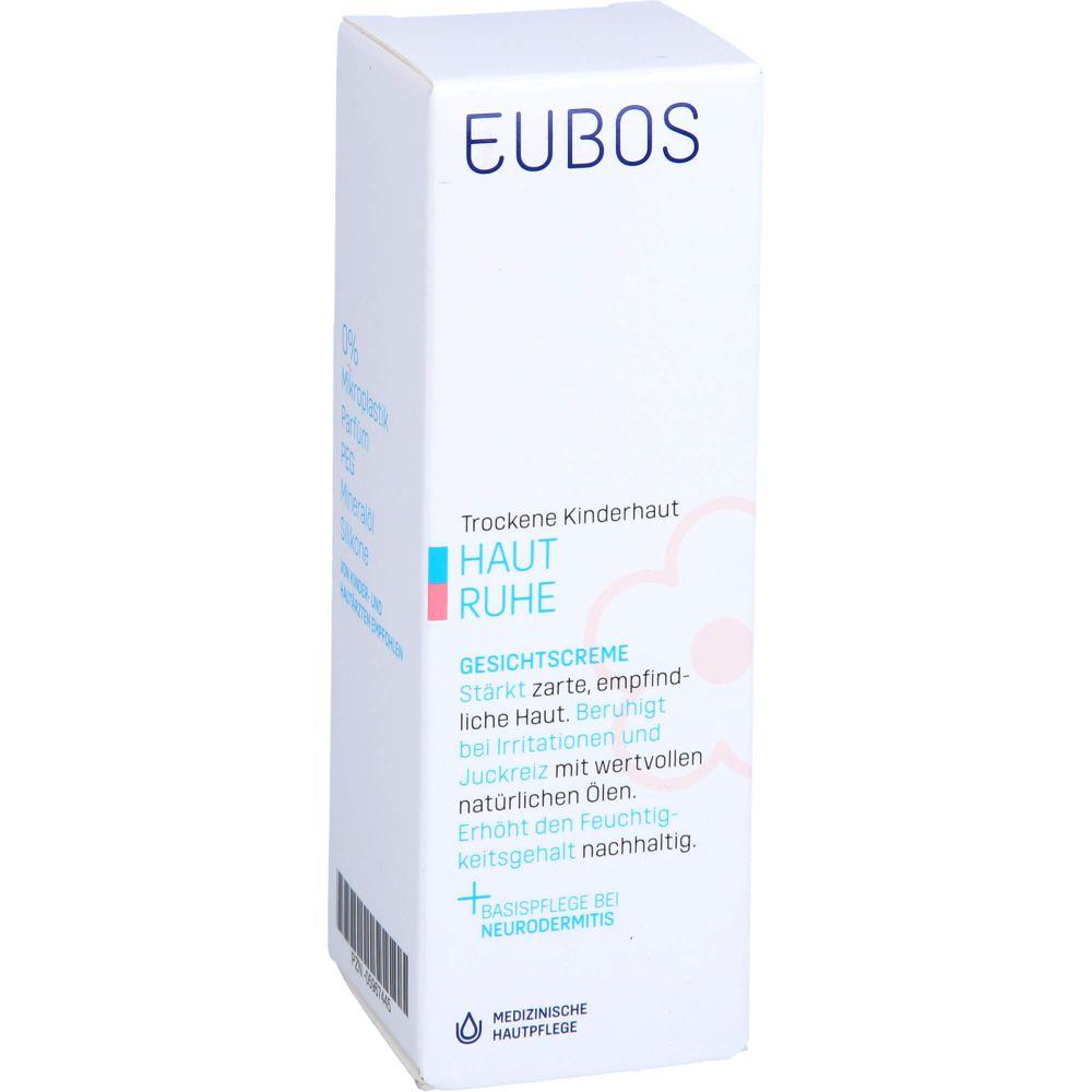 EUBOS KINDER Haut Ruhe Gesichtscreme