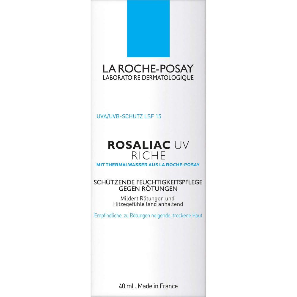 ROCHE-POSAY Rosaliac UV Creme reichhaltig