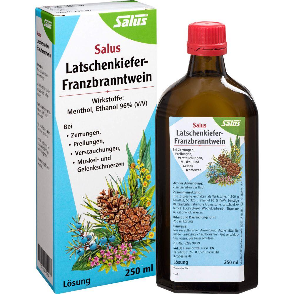 Franzbranntwein Schwangerschaft