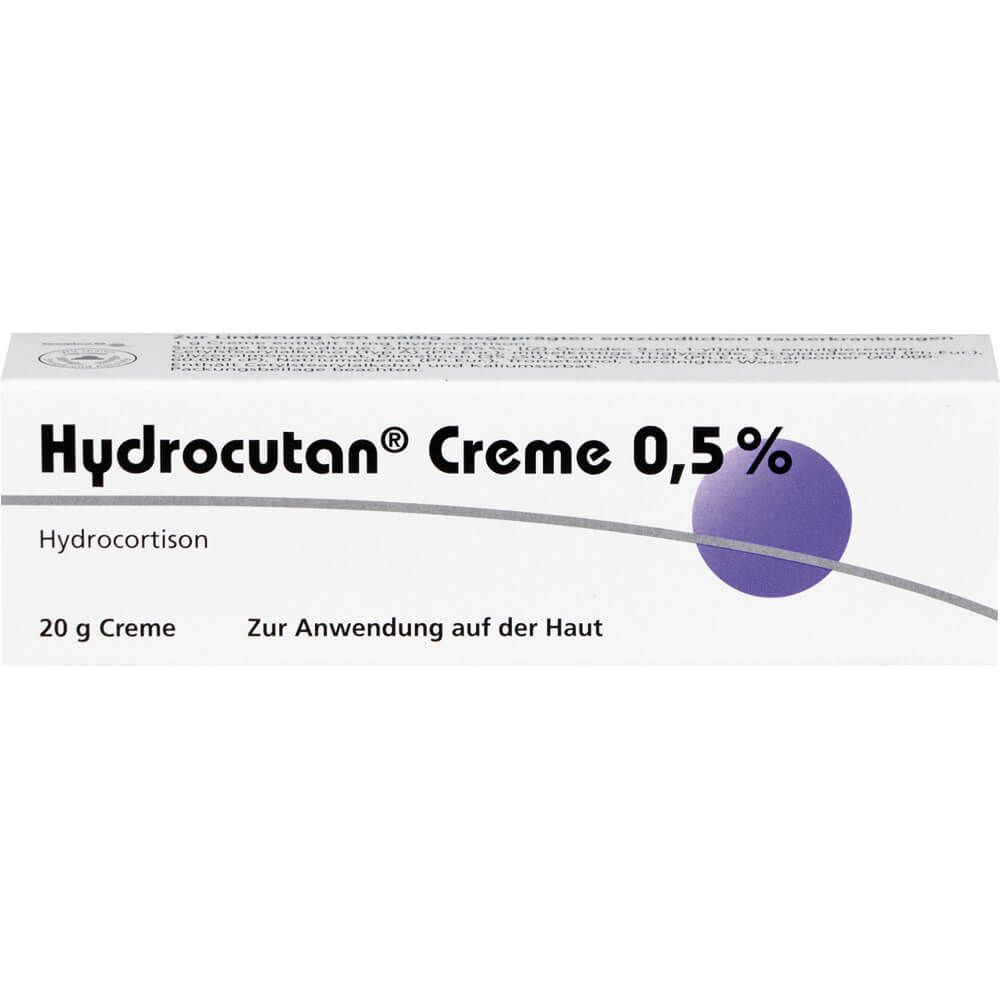 HYDROCUTAN Creme 0,5%