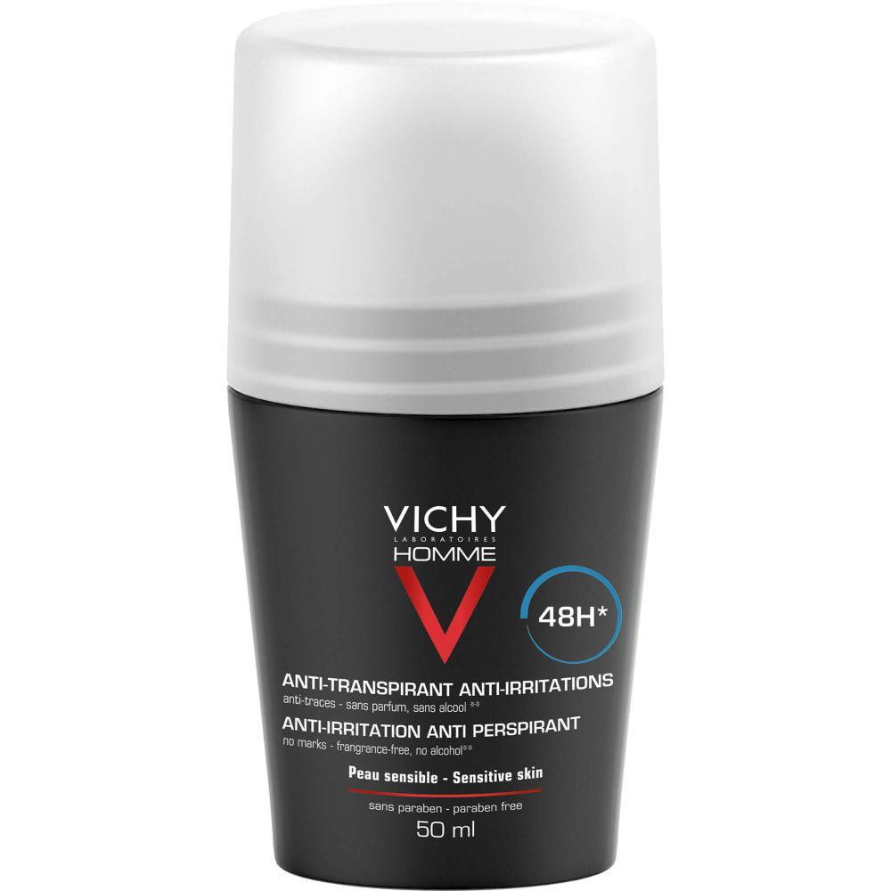 VICHY HOMME Deo Roll-on für sensible Haut
