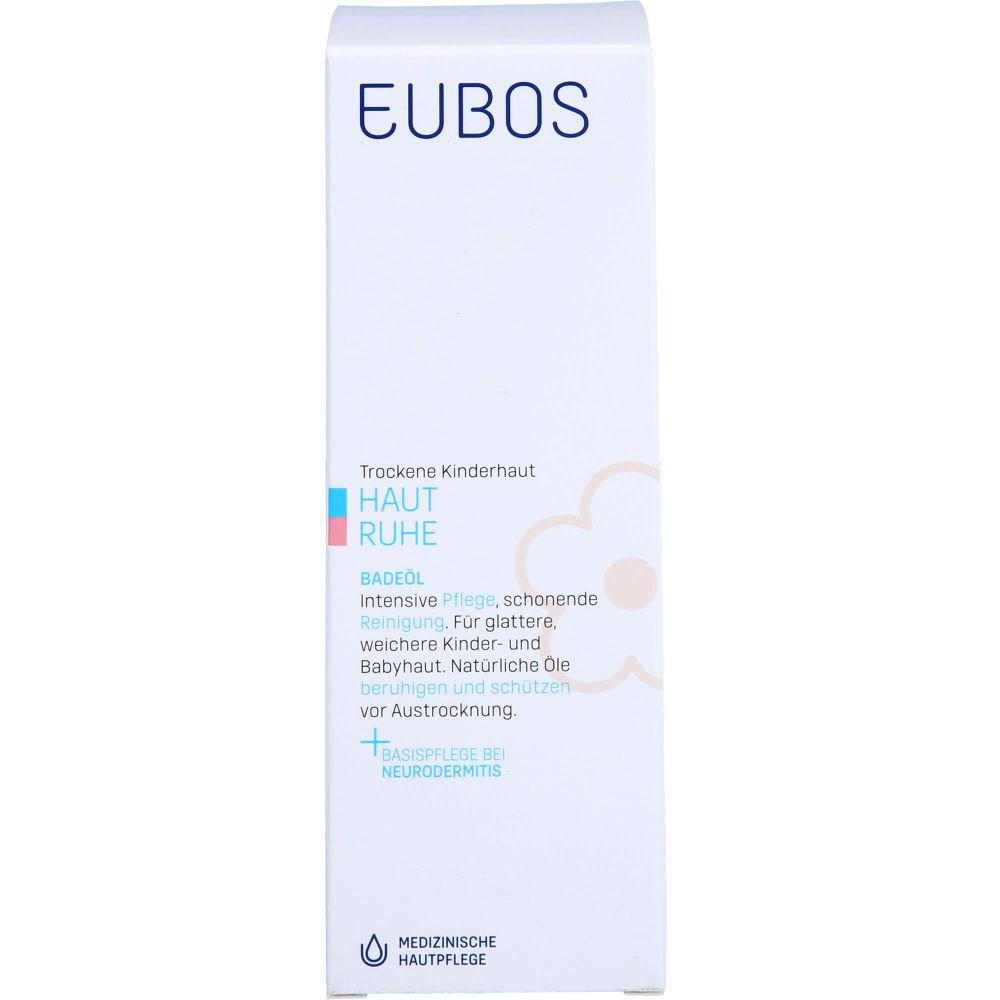 EUBOS KINDER Haut Ruhe Badeöl
