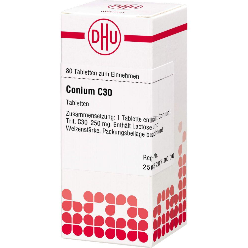 CONIUM C 30 Tabletten
