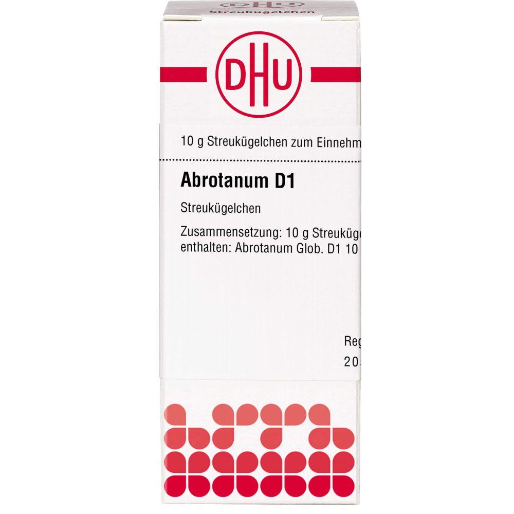 ABROTANUM D 1 Globuli