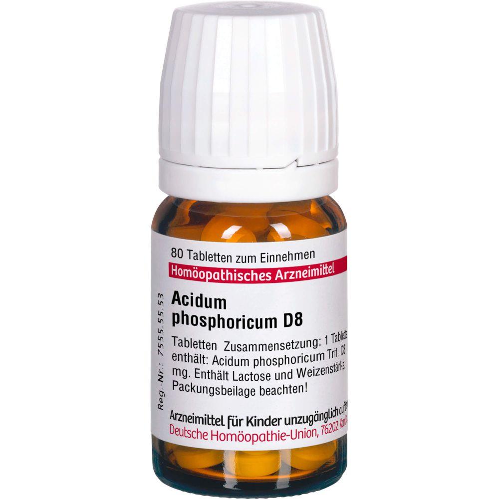 ACIDUM PHOSPHORICUM D 8 Tabletten