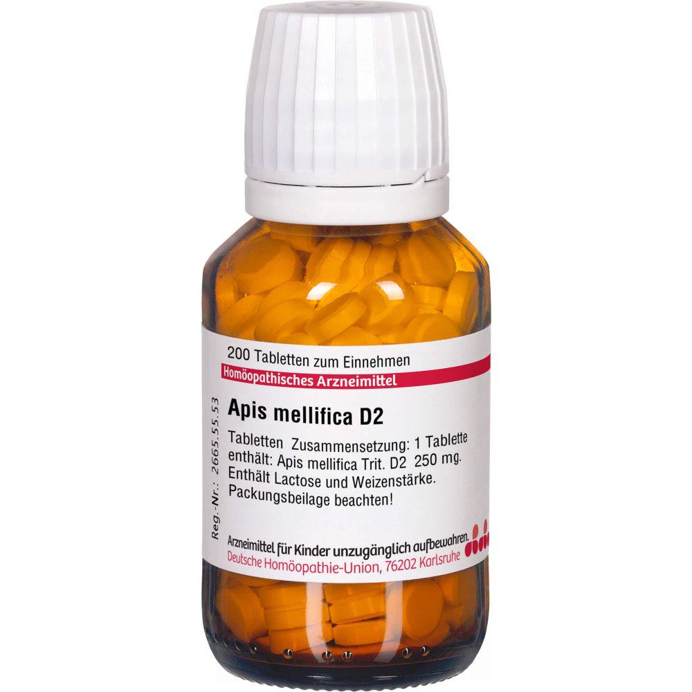 APIS MELLIFICA D 2 Tabletten