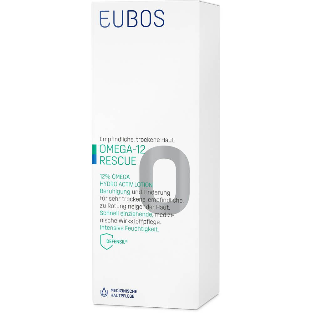 EUBOS EMPFINDL.Haut Omega 3-6-9 Hydro Activ Lotion
