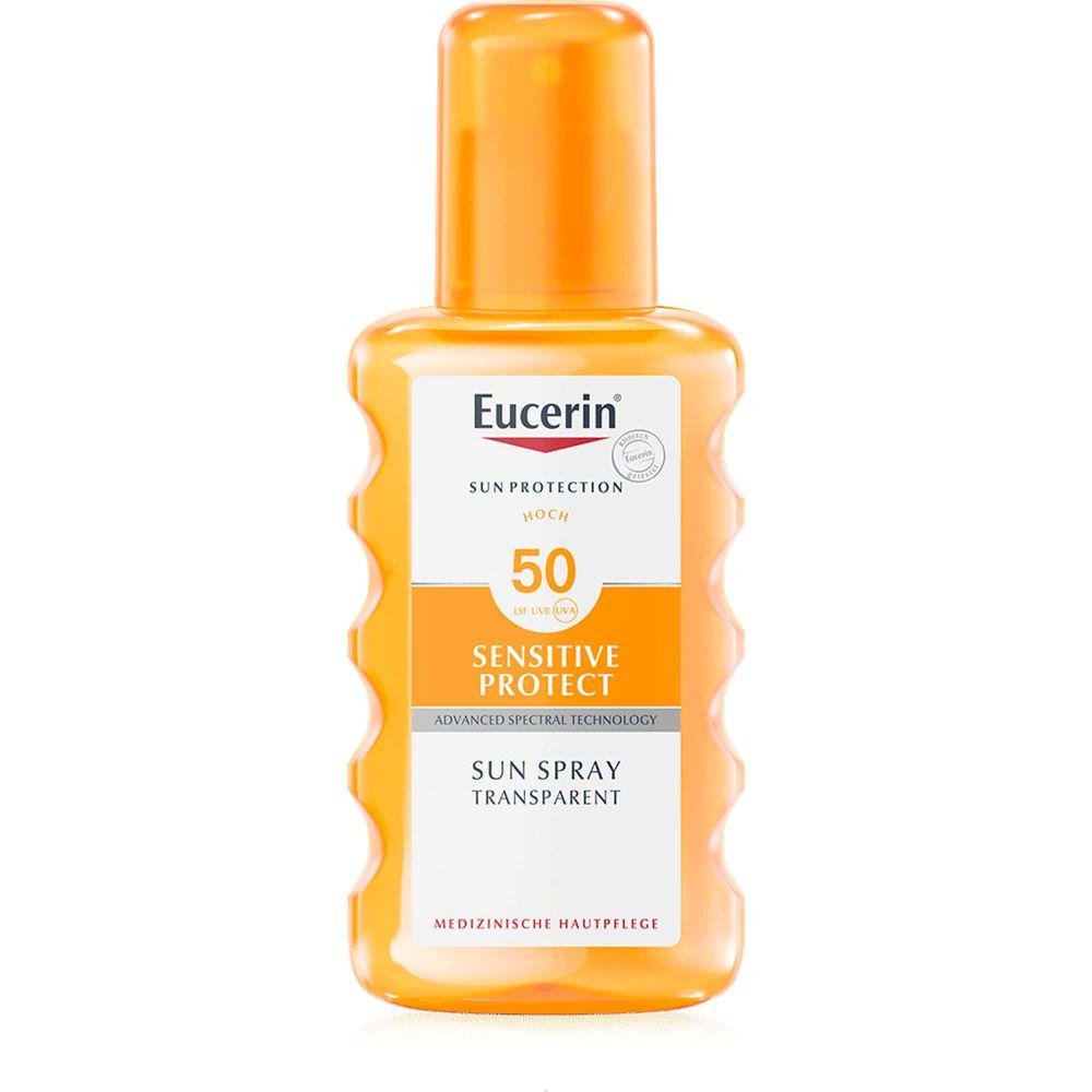 EUCERIN Sun Spray transparent LSF 50