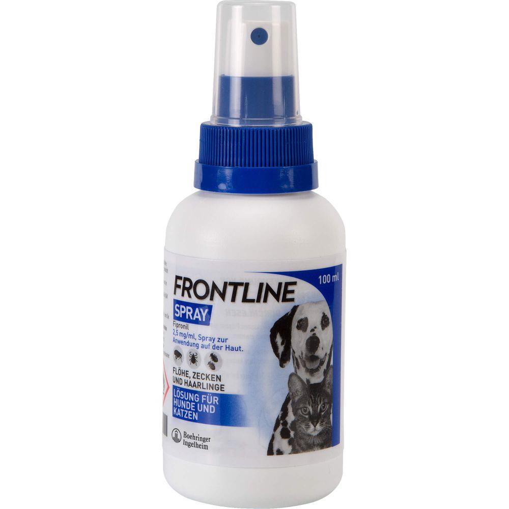 FRONTLINE Spray f.Hunde/Katzen