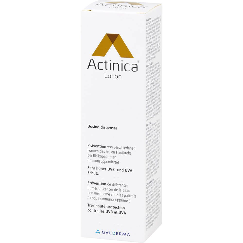 DAYLONG actinica Lotion mit Dispenser
