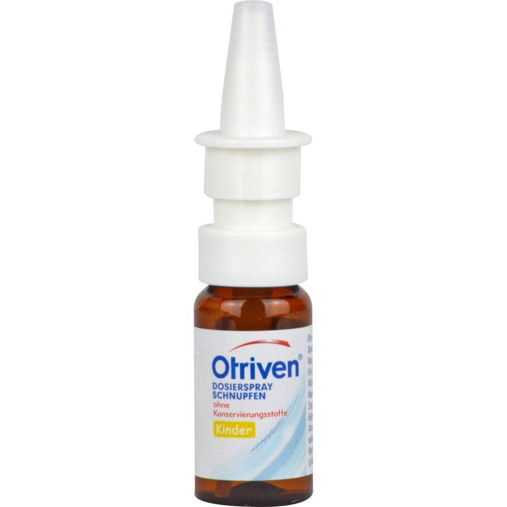 OTRIVEN 0,05% Dosierspray ohne Konserv.Stoffe