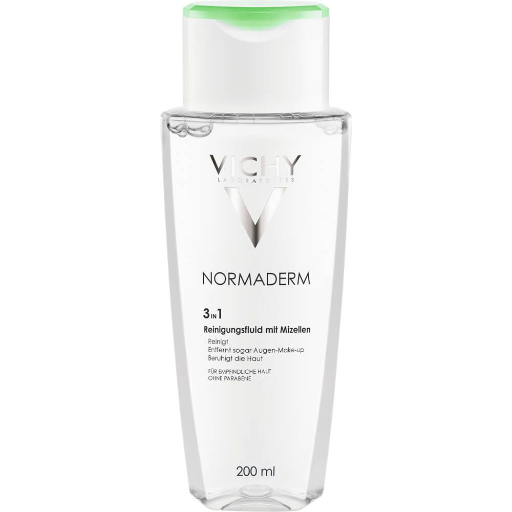 VICHY NORMADERM Reinigungs-Fluid Mizellen-Technol.