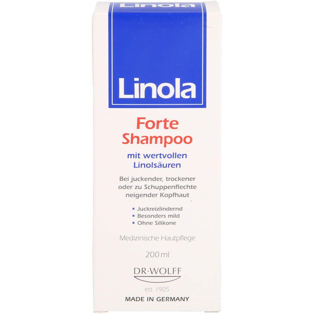 LINOLA Shampoo forte