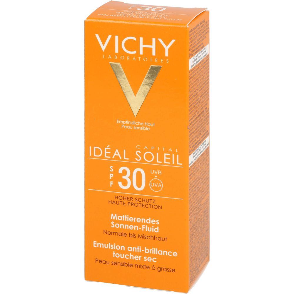 VICHY CAPITAL Soleil Sonnen-Fluid LSF 30