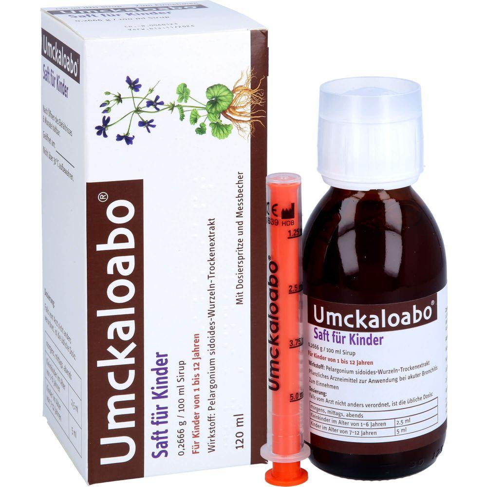 UMCKALOABO Saft für Kinder