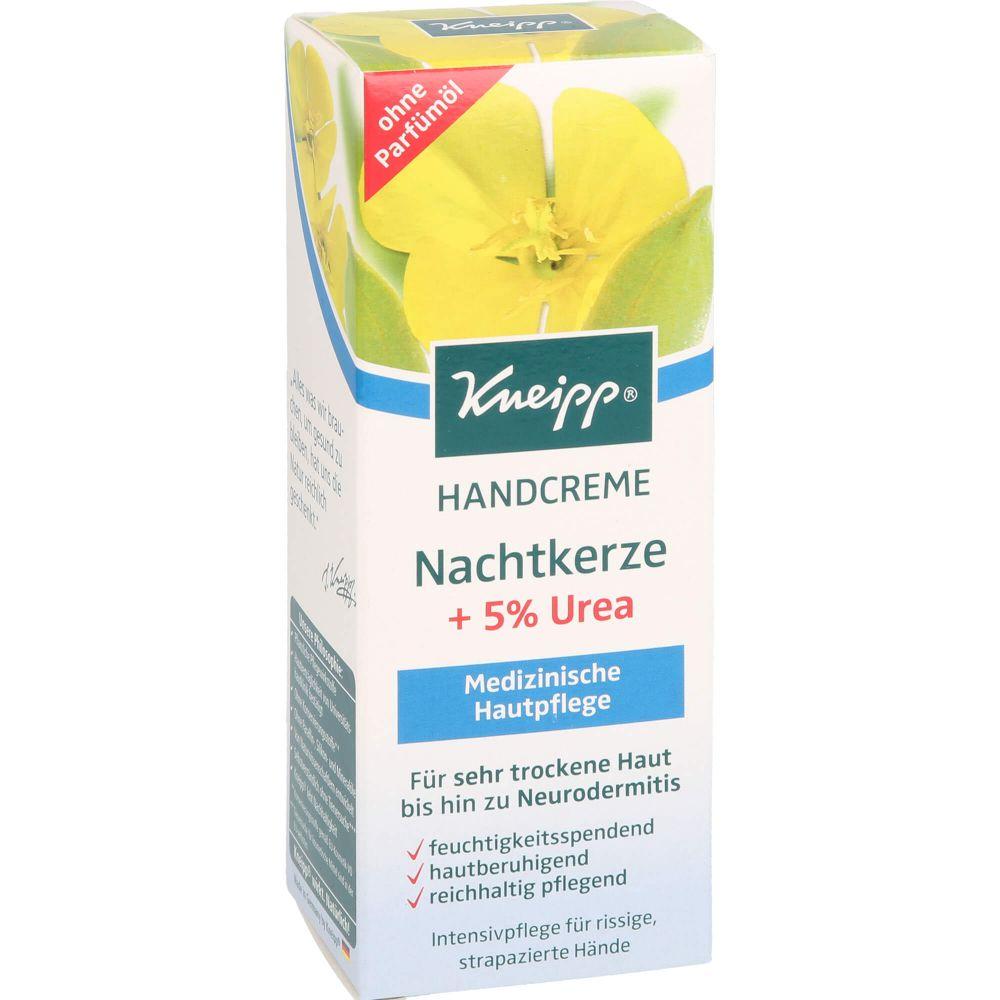 KNEIPP Handcreme Nachtkerze+5% Urea