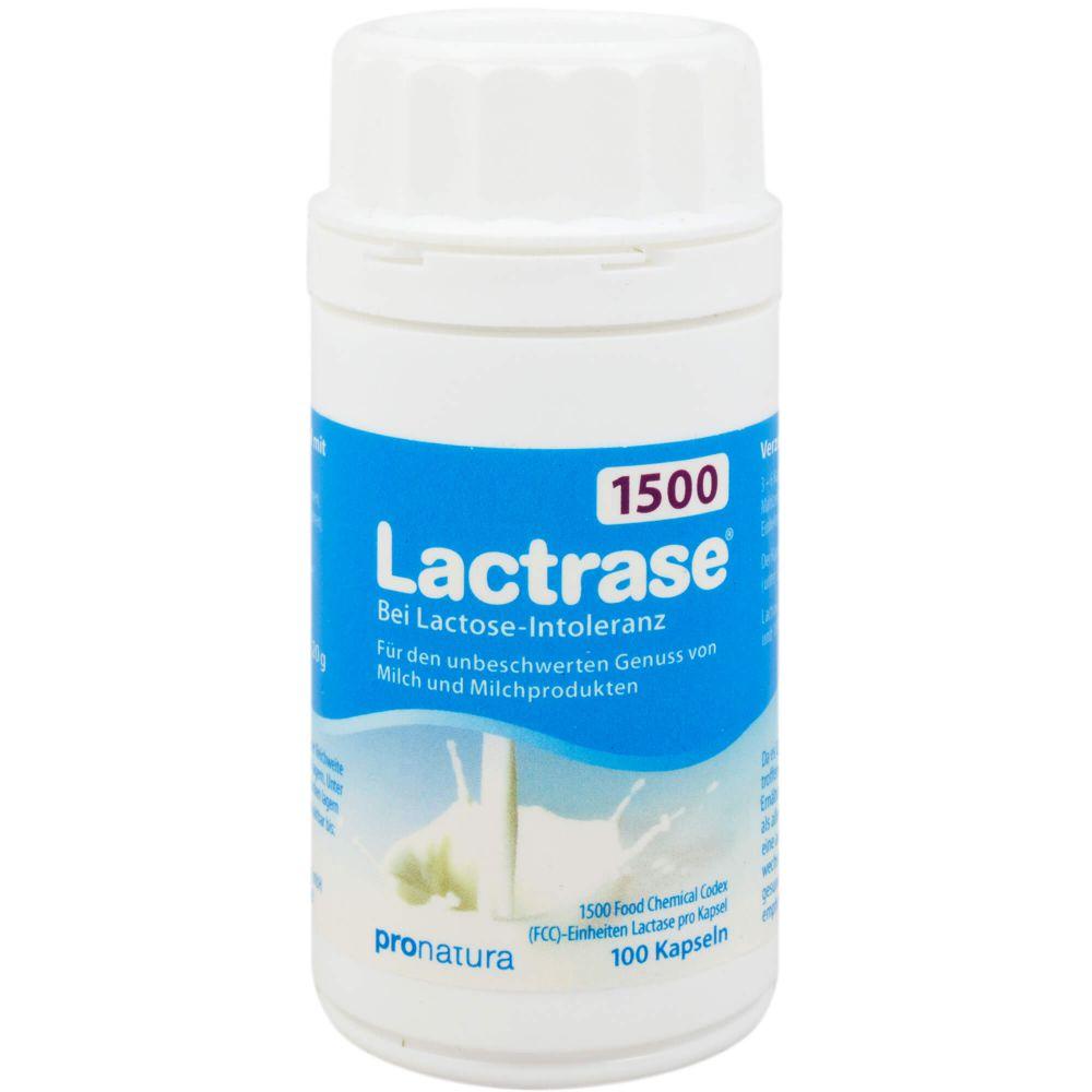 LACTRASE 1.500 FCC Kapseln