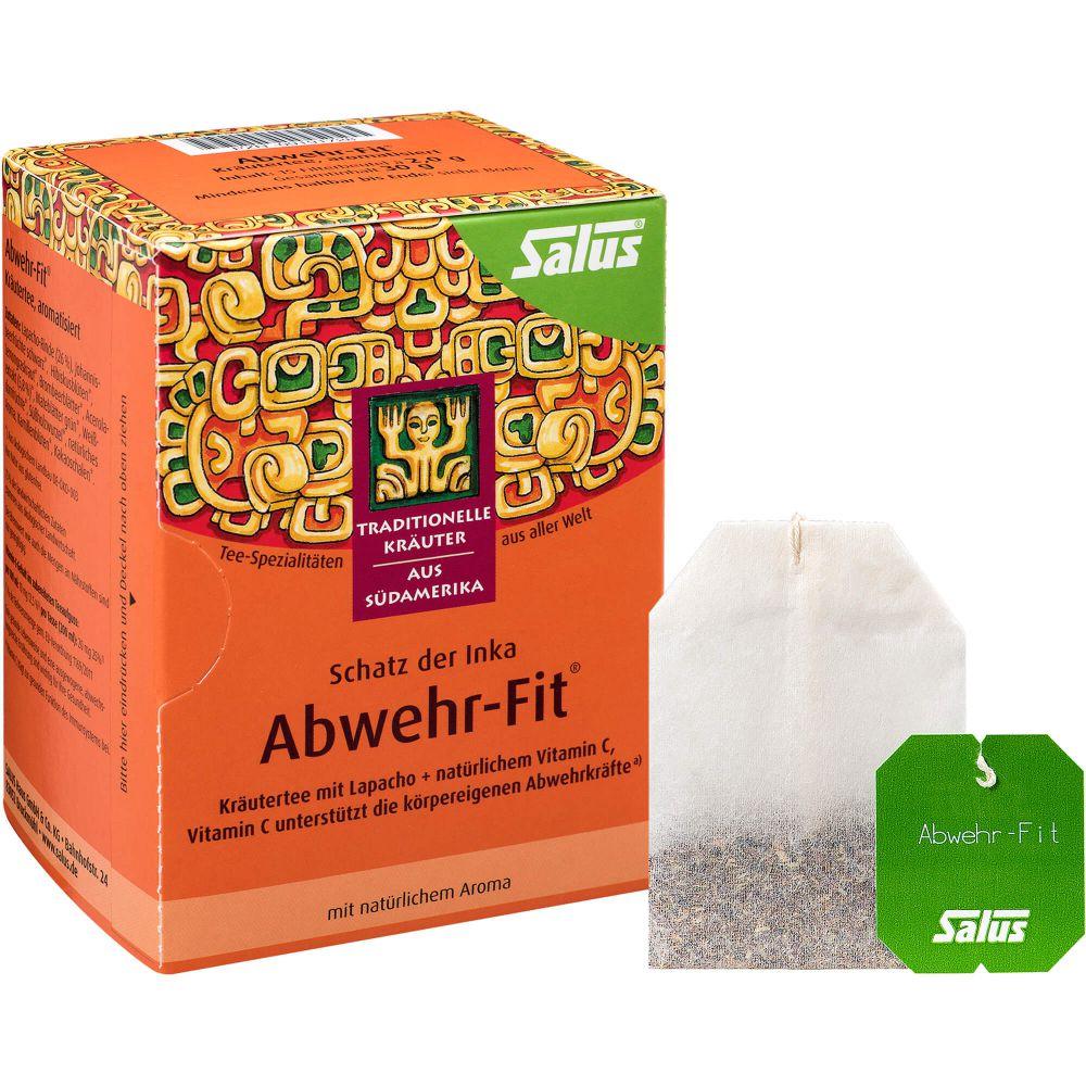 ABWEHR FIT Tee Salus Filterbeutel