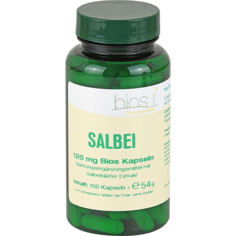 SALBEI 120 mg Bios Kapseln