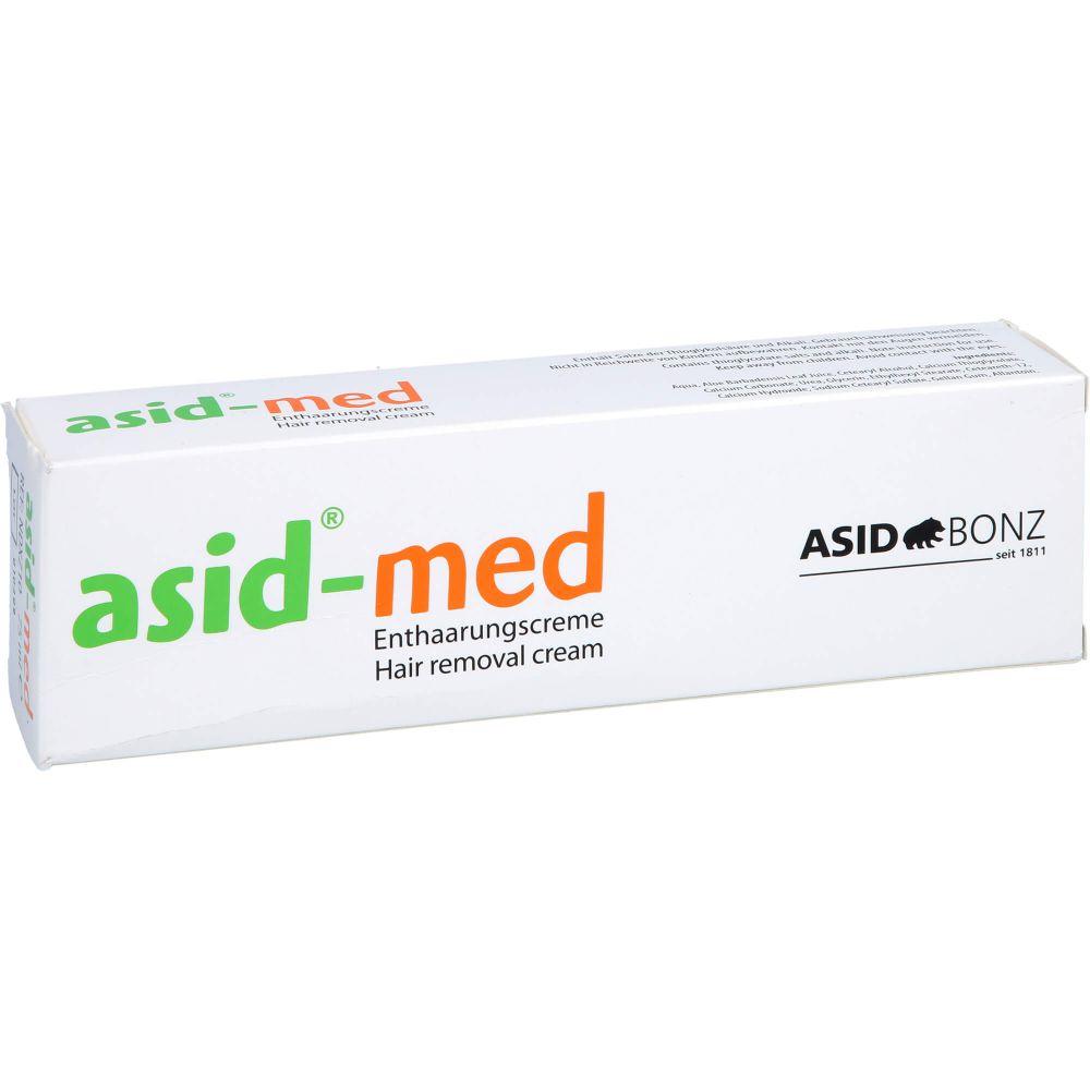 ENTHAARUNGS CREME asid-med