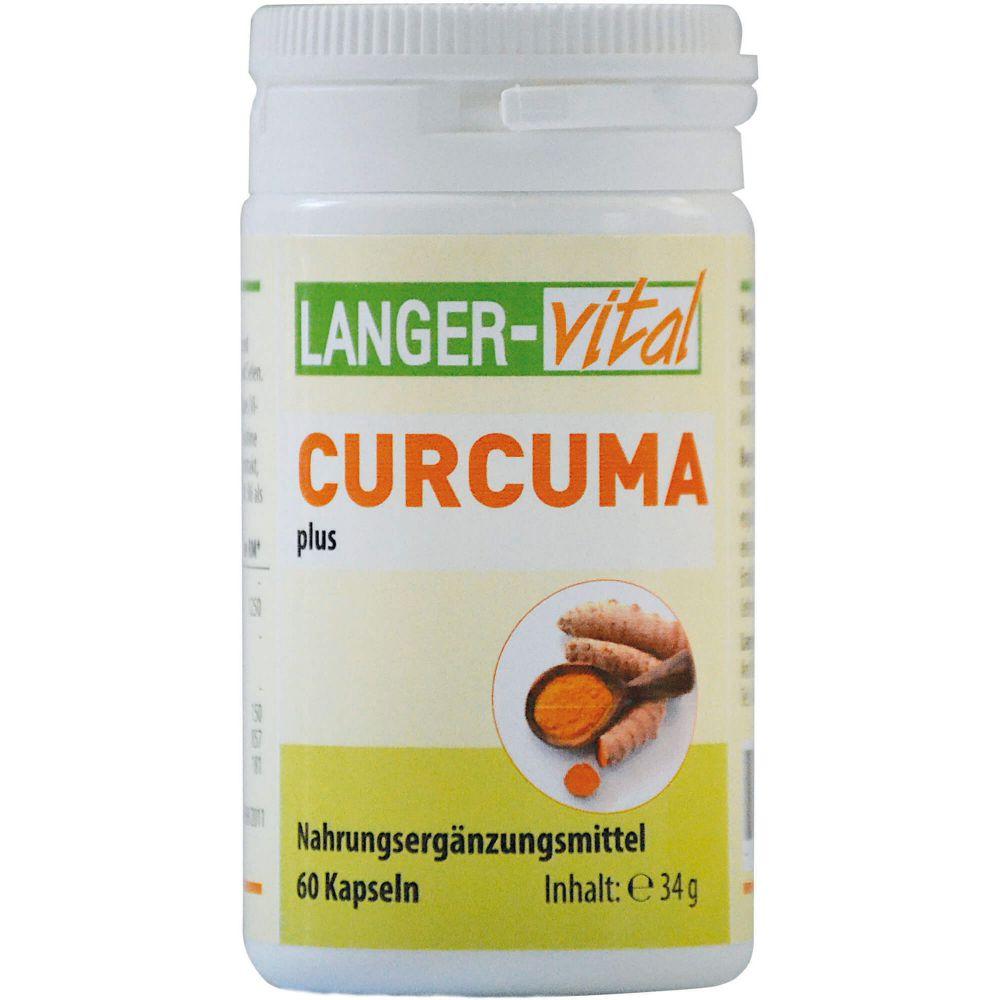 CURCUMA 100 mg Kapuziner Kapseln