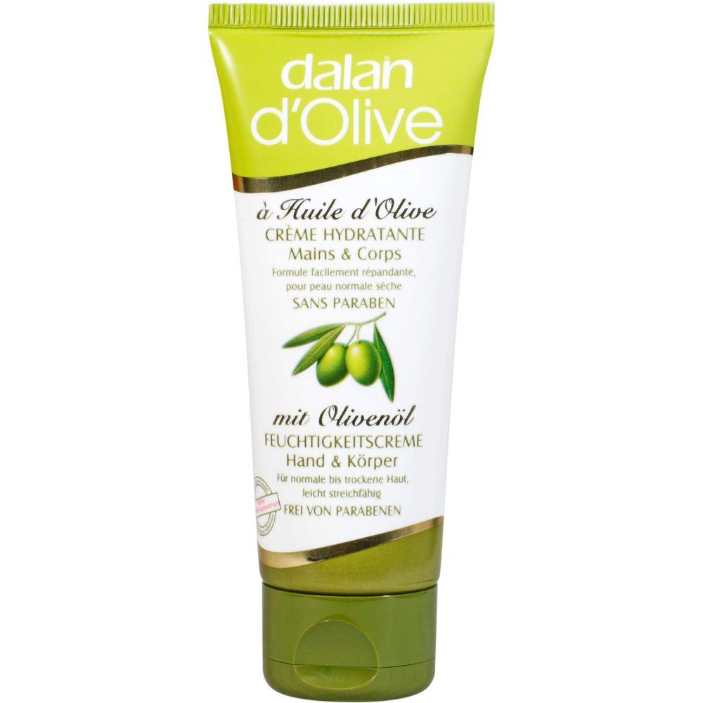 DALAN d'Olive Feuchtigkeitscreme