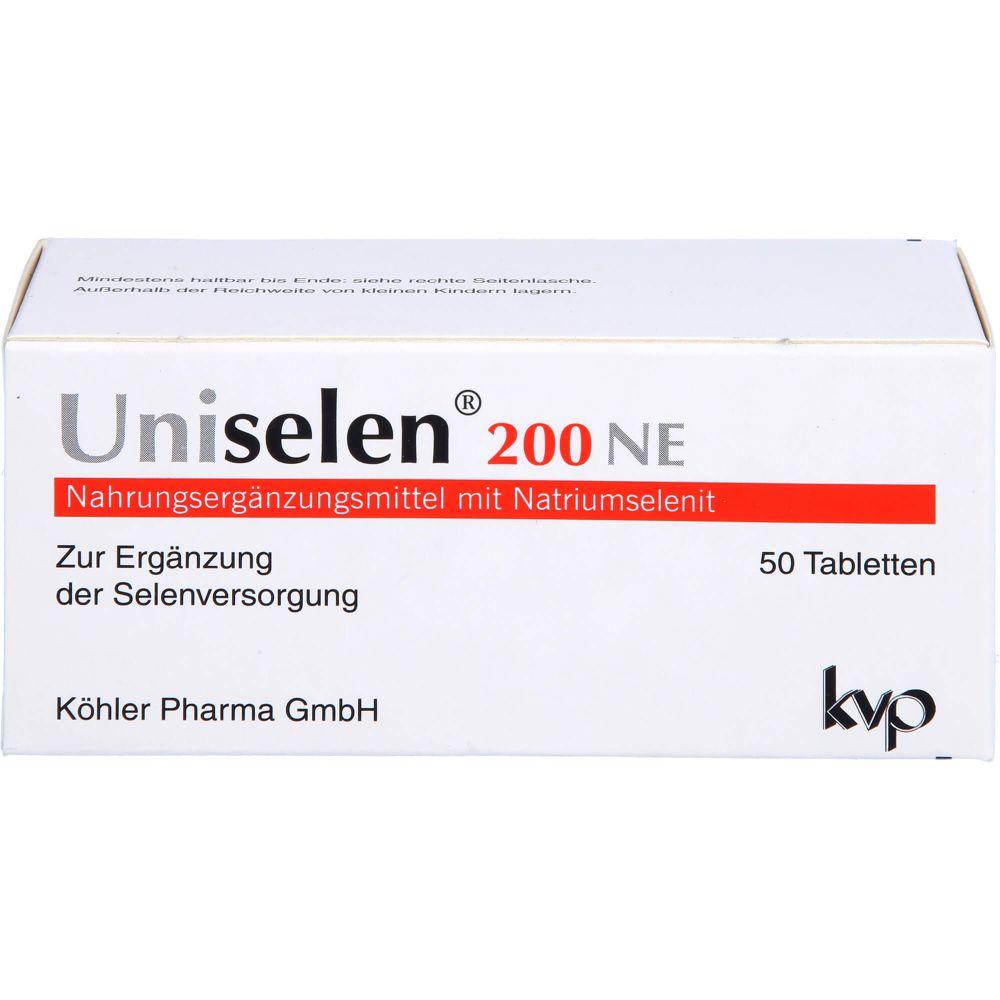 UNISELEN 200 NE Tabletten