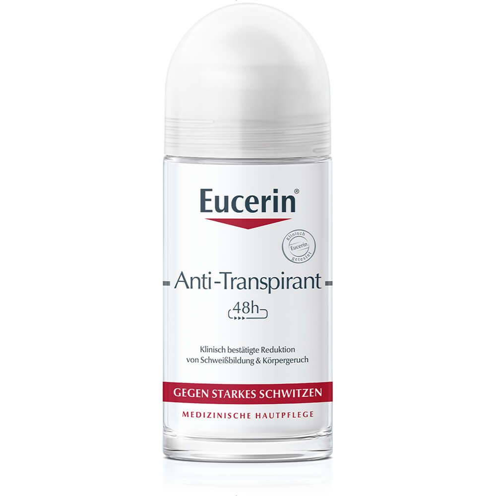 EUCERIN Deodorant Antitranspirant Roll-on 48h