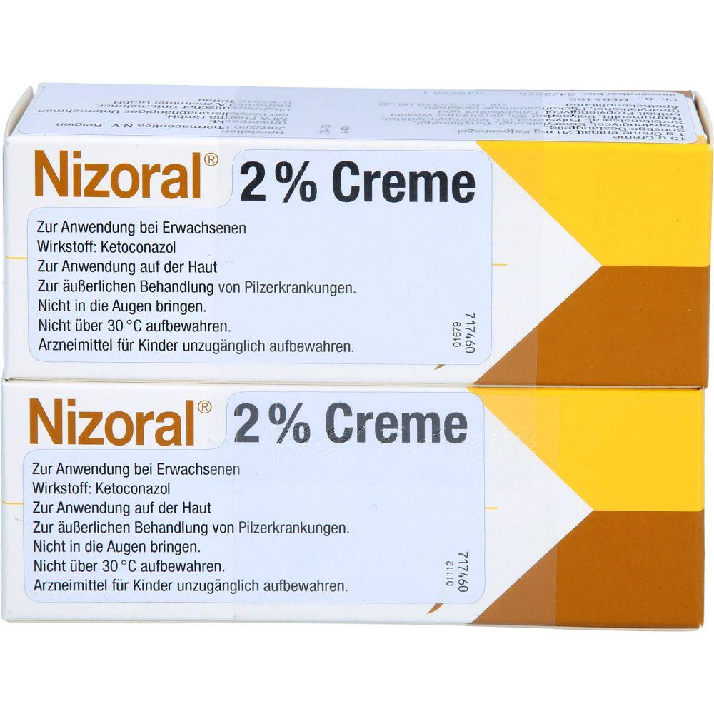 NIZORAL 2% Creme