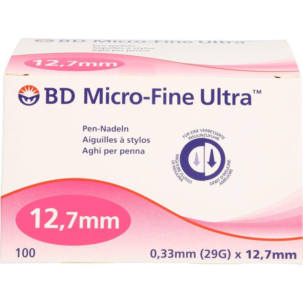 BD MICRO-FINE ULTRA Pen-Nadeln 0,33x12,7 mm