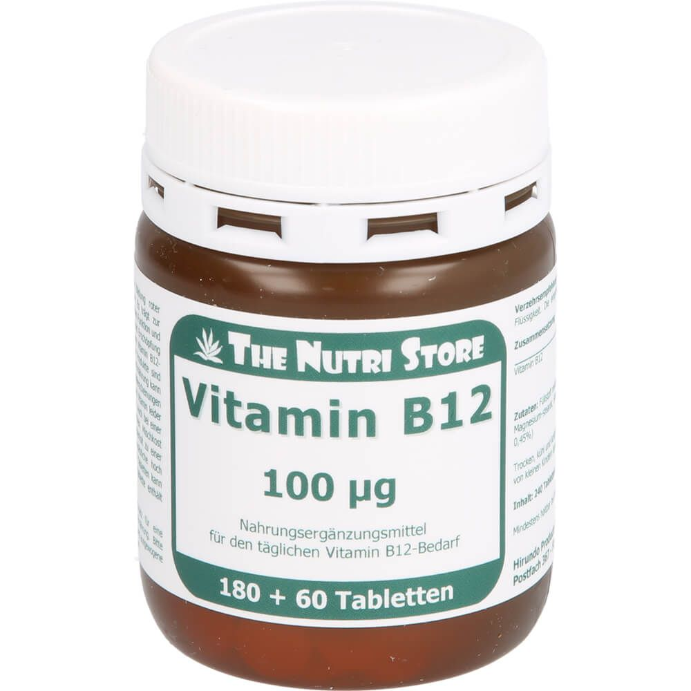 VITAMIN B12 100 μg Tabletten