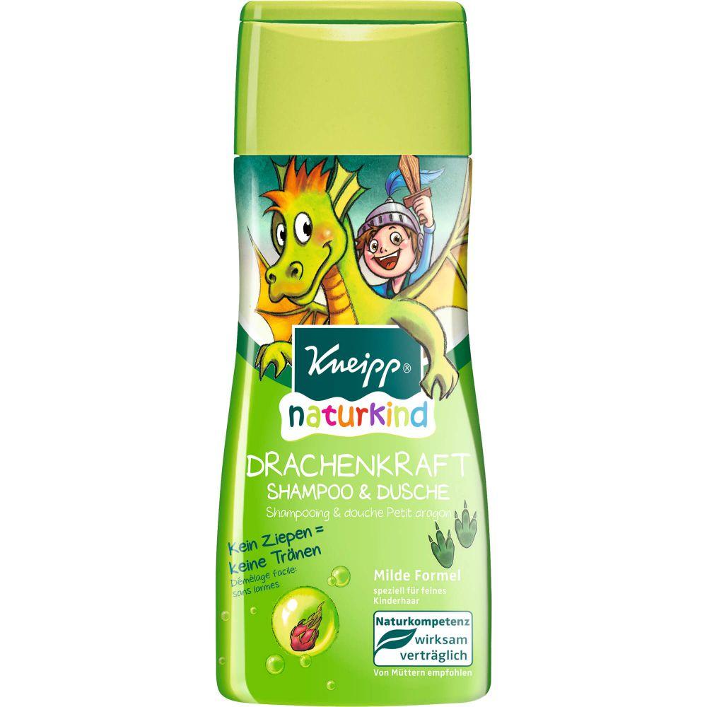 KNEIPP naturkind Drachenkraft Shampoo & Dusche