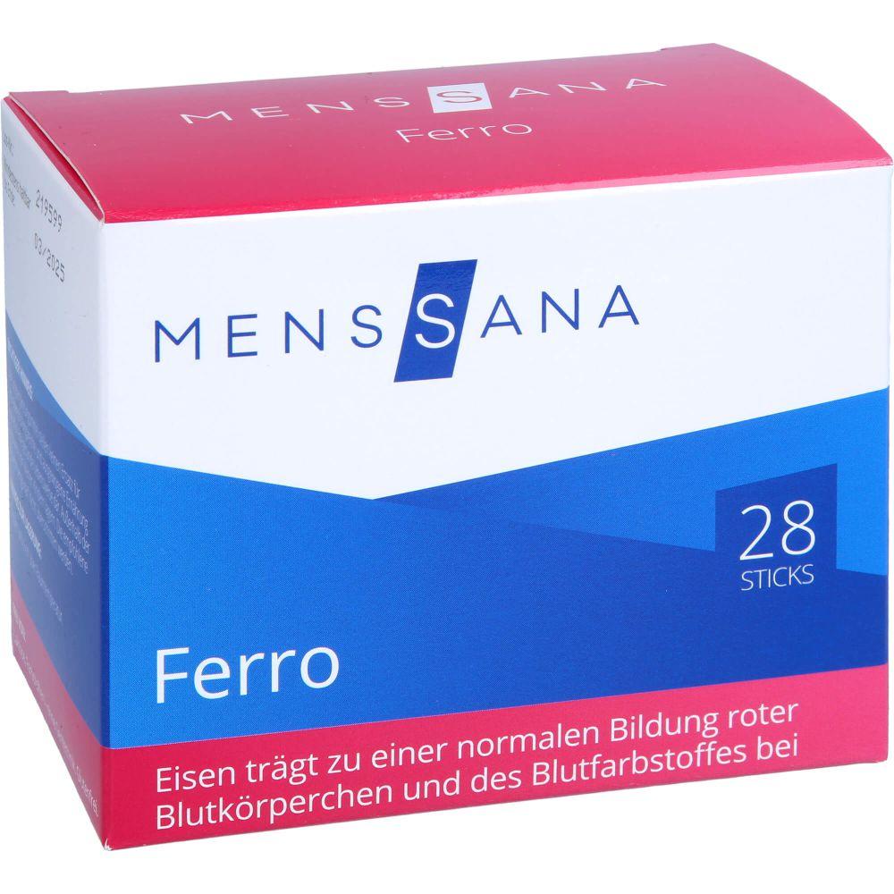 FERRO MENSSANA Pulver