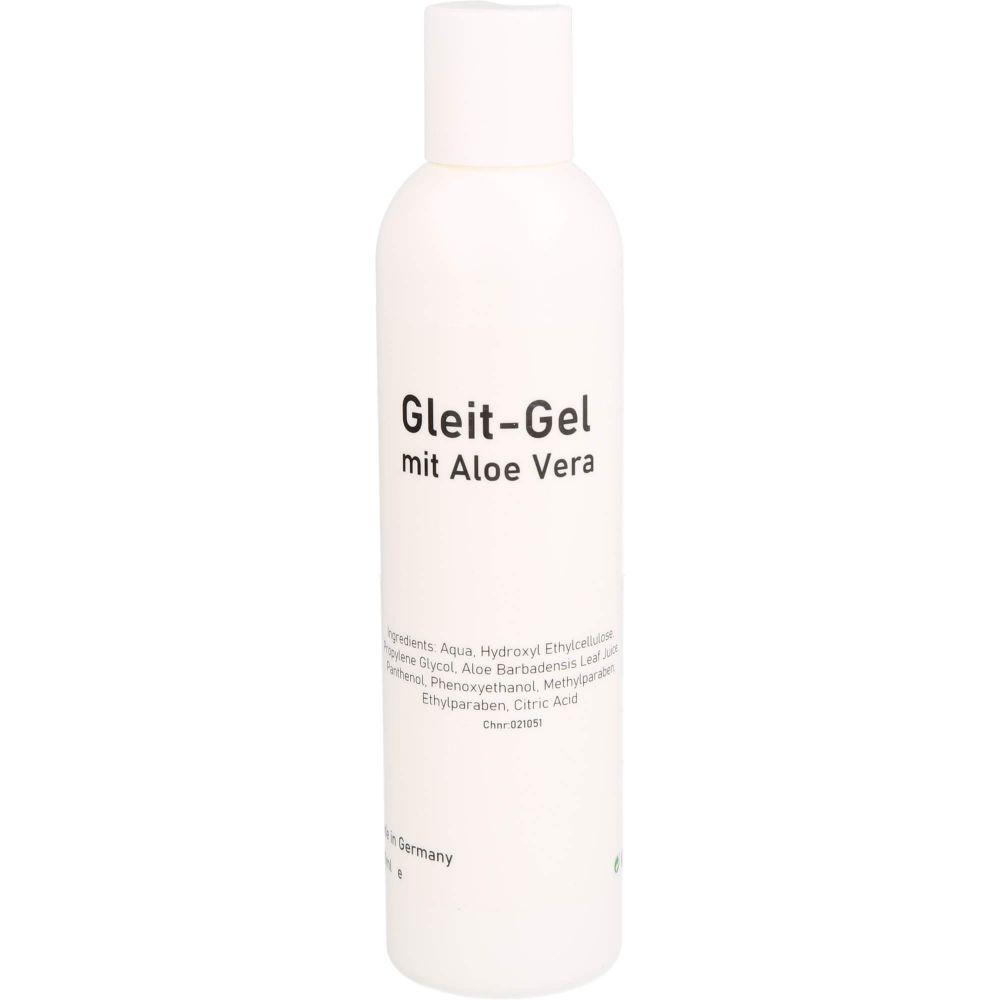 GLEITGEL mit Aloe Vera
