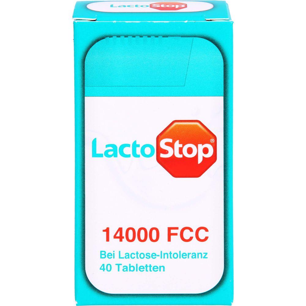 LACTOSTOP 14.000 FCC Tabletten Spender