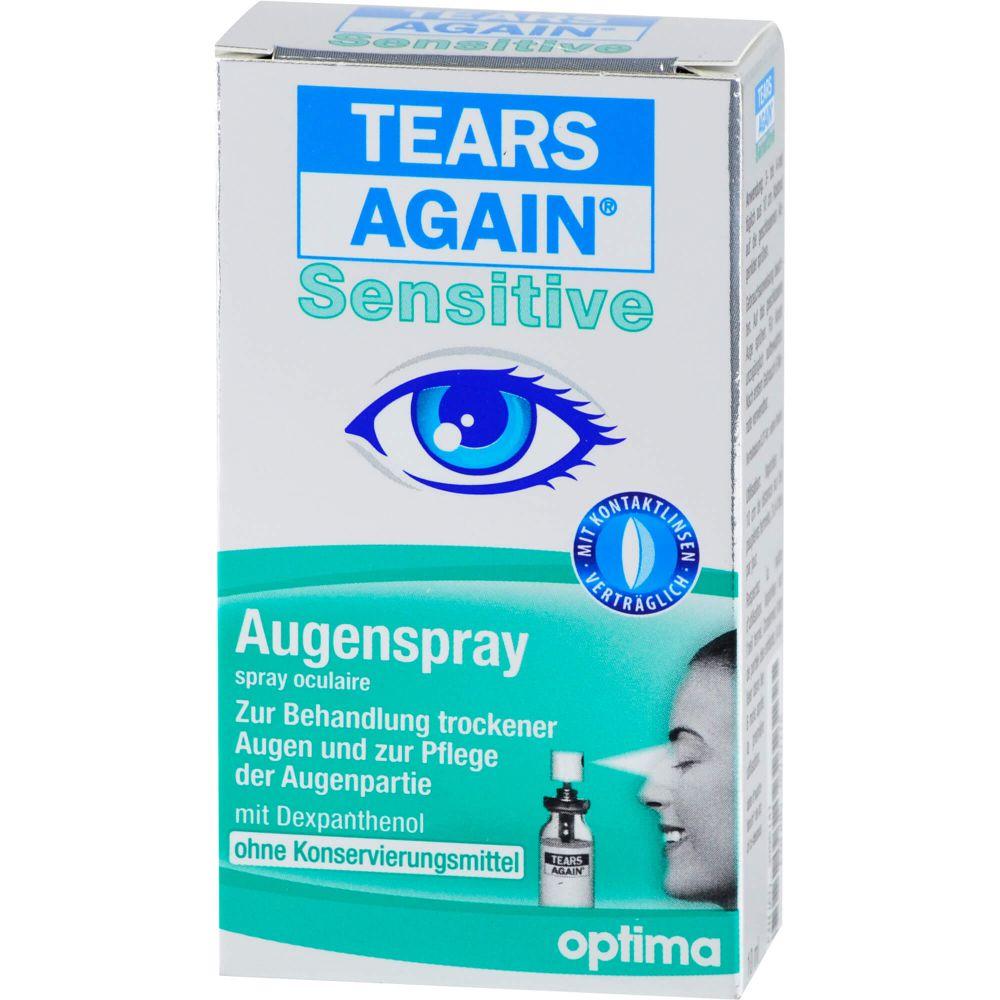 TEARS Again Sensitive Augenspray