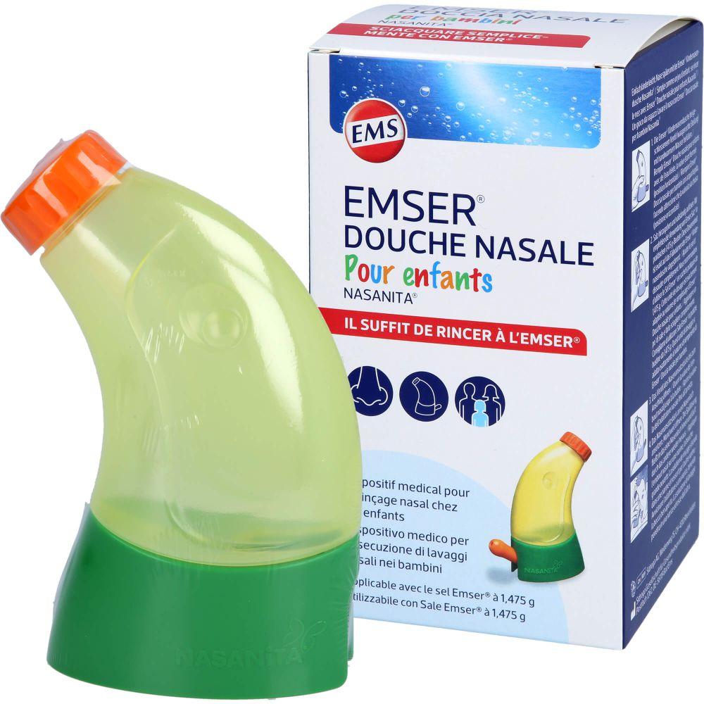 EMSER Kindernasendusche Nasanita