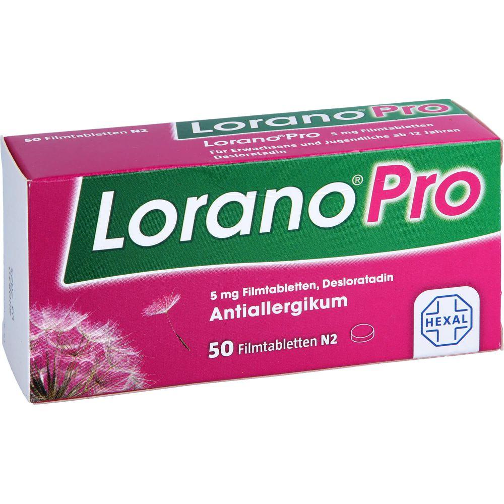 LORANOPRO 5 mg Filmtabletten