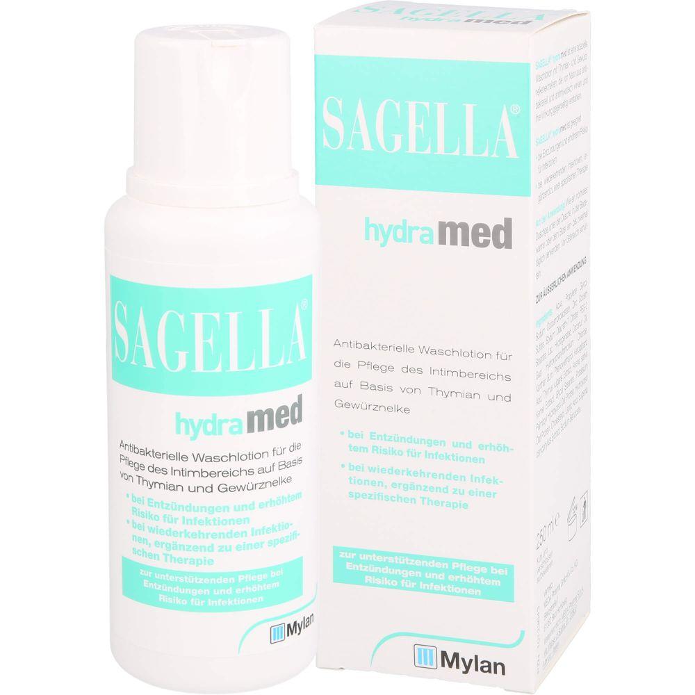 SAGELLA hydramed Intimwaschlotion